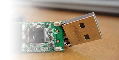 Восстановление данных с флешек в Кемерово
